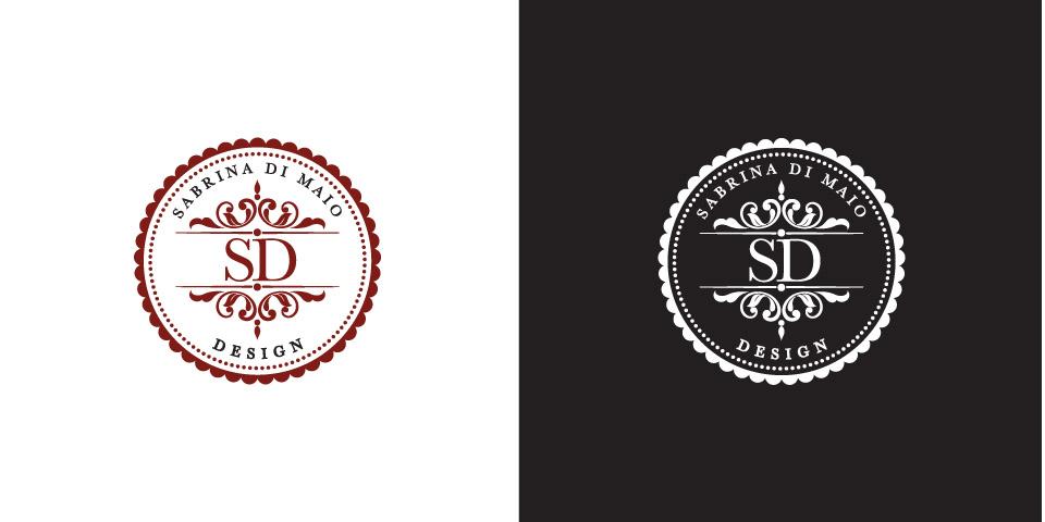 Sabrina Di Maio logo variations